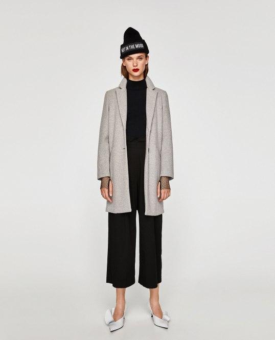 Manteau Zara parfait pour l'automne !