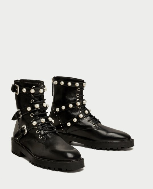 Bottines Zara !